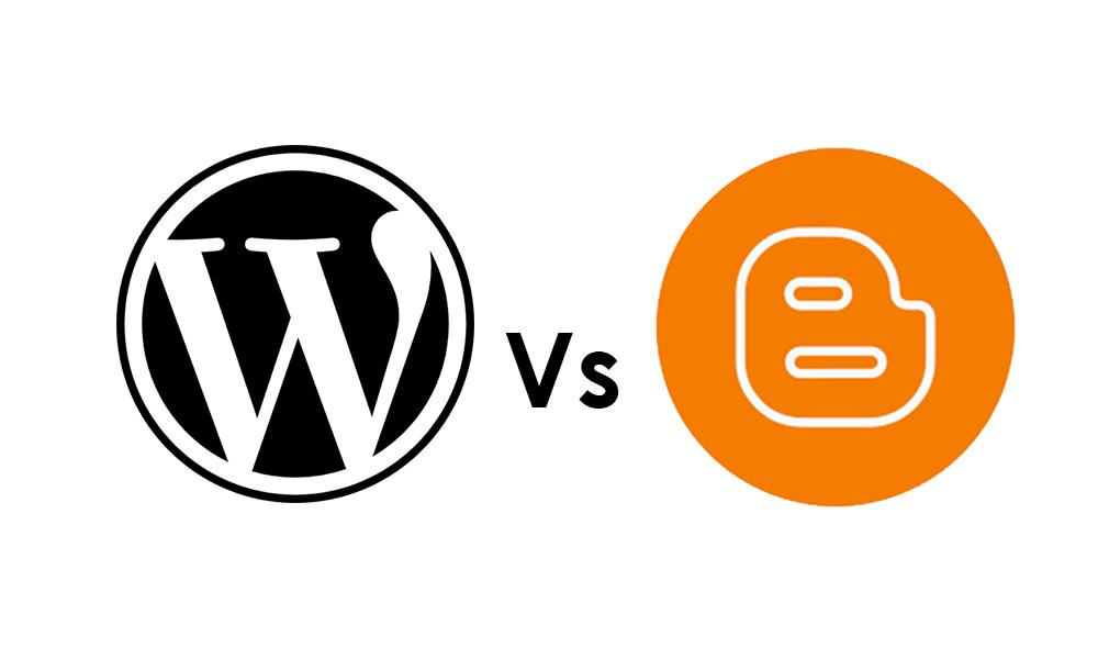 wordpress vs blogger  quel cms choisir    les avantages et inconv u00e9nients
