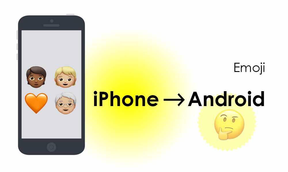 Comment Obtenir Des Emoticones Iphone Sur Android Sans Root Iphone Emojis