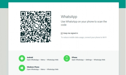 WhatsApp Web sur Microsoft Edge vs application WhosDown: Lequel utiliser?