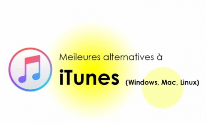 Top 5 meilleurs alternatives à iTunes