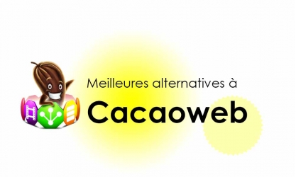 Top des alternatives à Cacaoweb pour Windows, Mac & Android